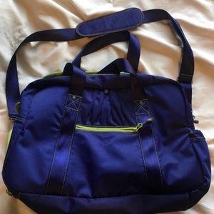 Athleta Warm Up Gym Yoga Duffle Bag